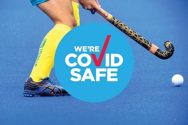 Covid Safe Hockey Centre
