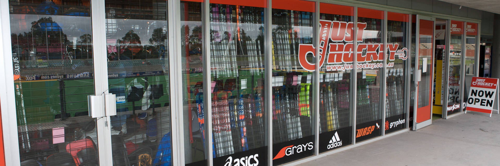 Hockey Centre - Just Hockey Shop - Photography by The Big Picture