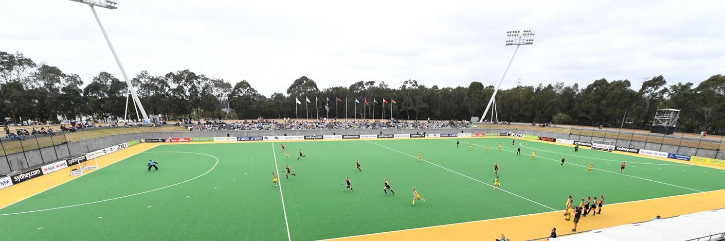 Hockey Centre Pitch Upgrade