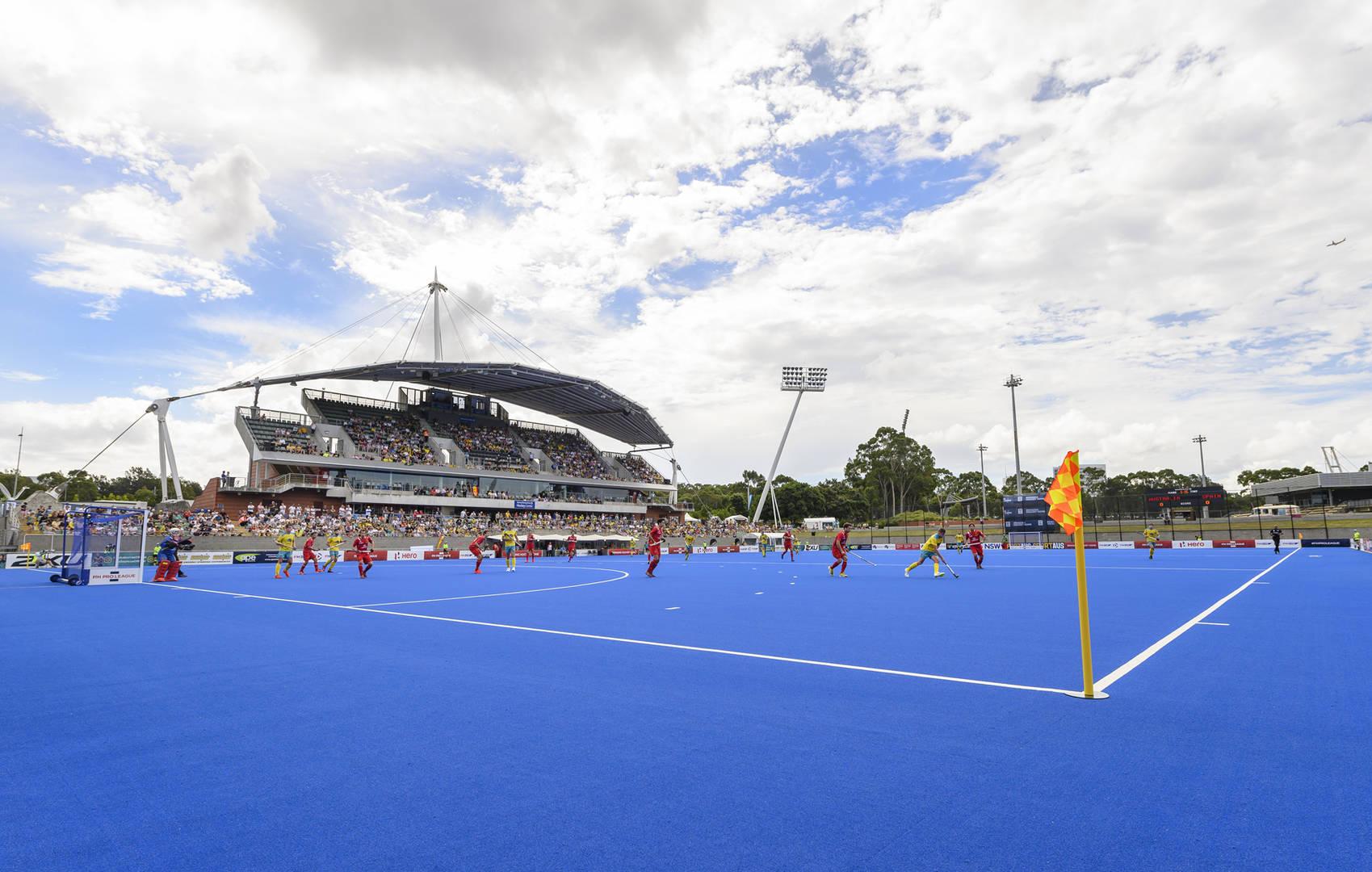 Events Sydney Olympic Park Hockey Centre