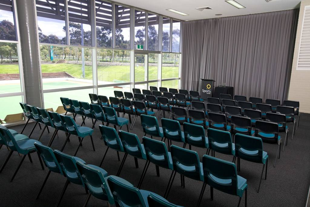 Sydney Olympic Park - Eva Redfern Lounge - Photography courtesy of the Sports Centre